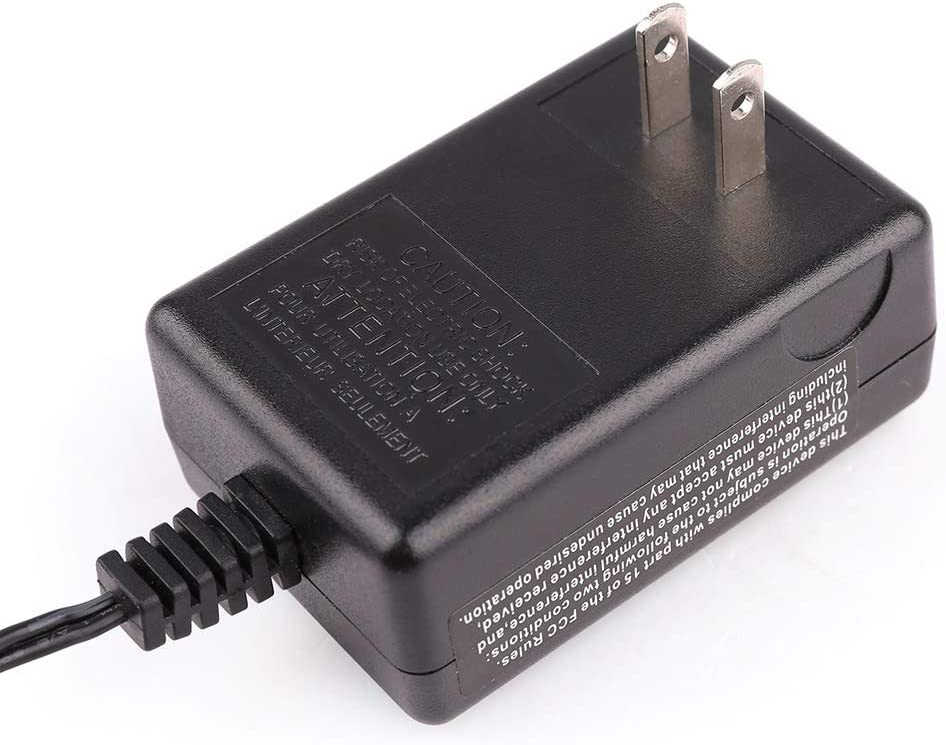 V1-3 Battery Charger V1-6 12V//1A 1000mA Razor electric scooter E90 and Powerrider 360