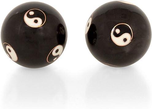 Qi Gong Kugeln Klangkugeln Massage Meditation 5 verschiedene Designs Heil Kugeln