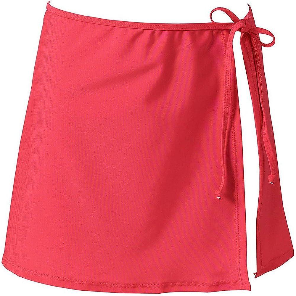 Minetom Ropa de Baño Para Mujeres Fundas de Bikini Con Falda Corta ...