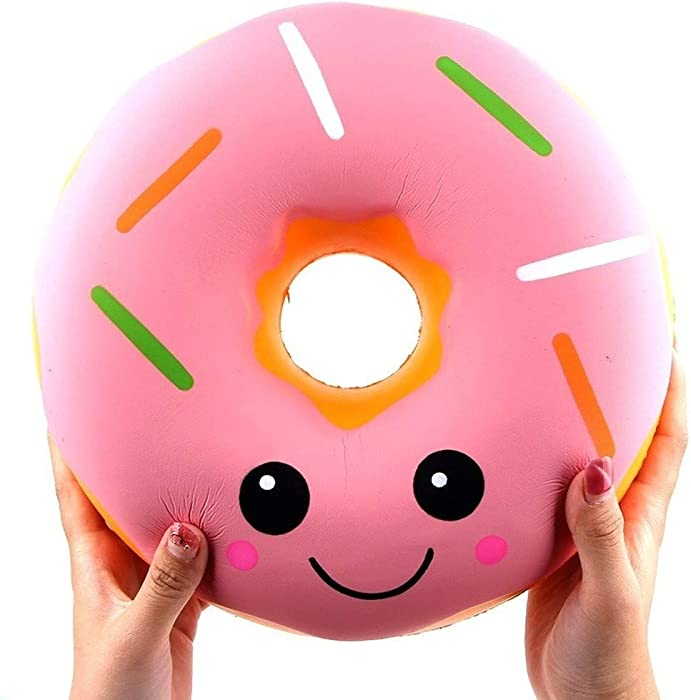 Top 10 Pink Jumbo Food Squishy