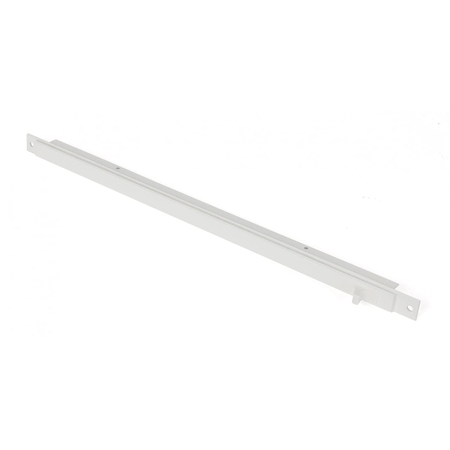 Large Aluminium Trickle Vent 380mm - White Black Country Metal Work