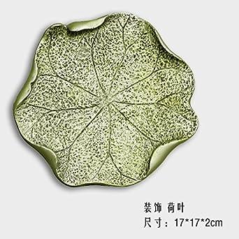 Feuilles de 17 cm décoration moderne nouveau lustre chinois jardin ...