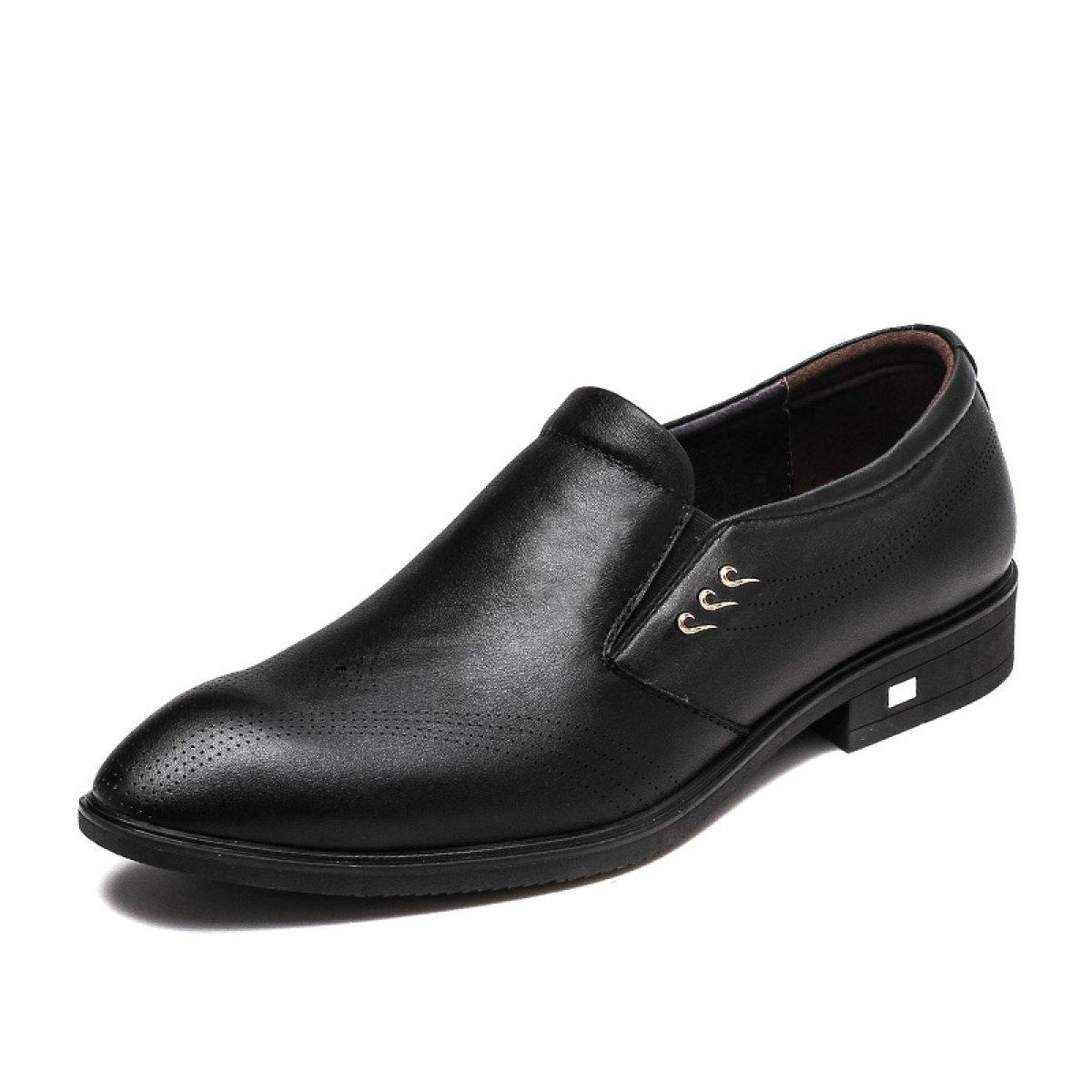 GTYMFH Männer 'Modern Lace Formal Leder Oxford Kleid Schuhe