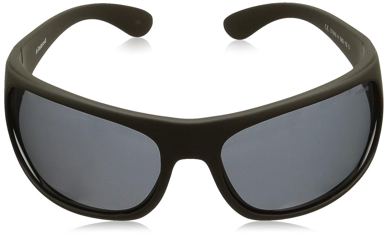 Polaroid 7886 - Gafas de sol rectangulares unisex