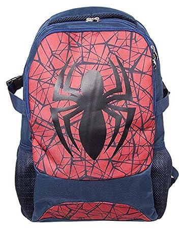 Marvel bp00173spn Logo de Spiderman Ultimate Mochila: Amazon.es: Juguetes y juegos