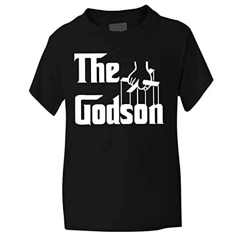 Print4U The Godson Funny Boys T Shirt Age 1 13