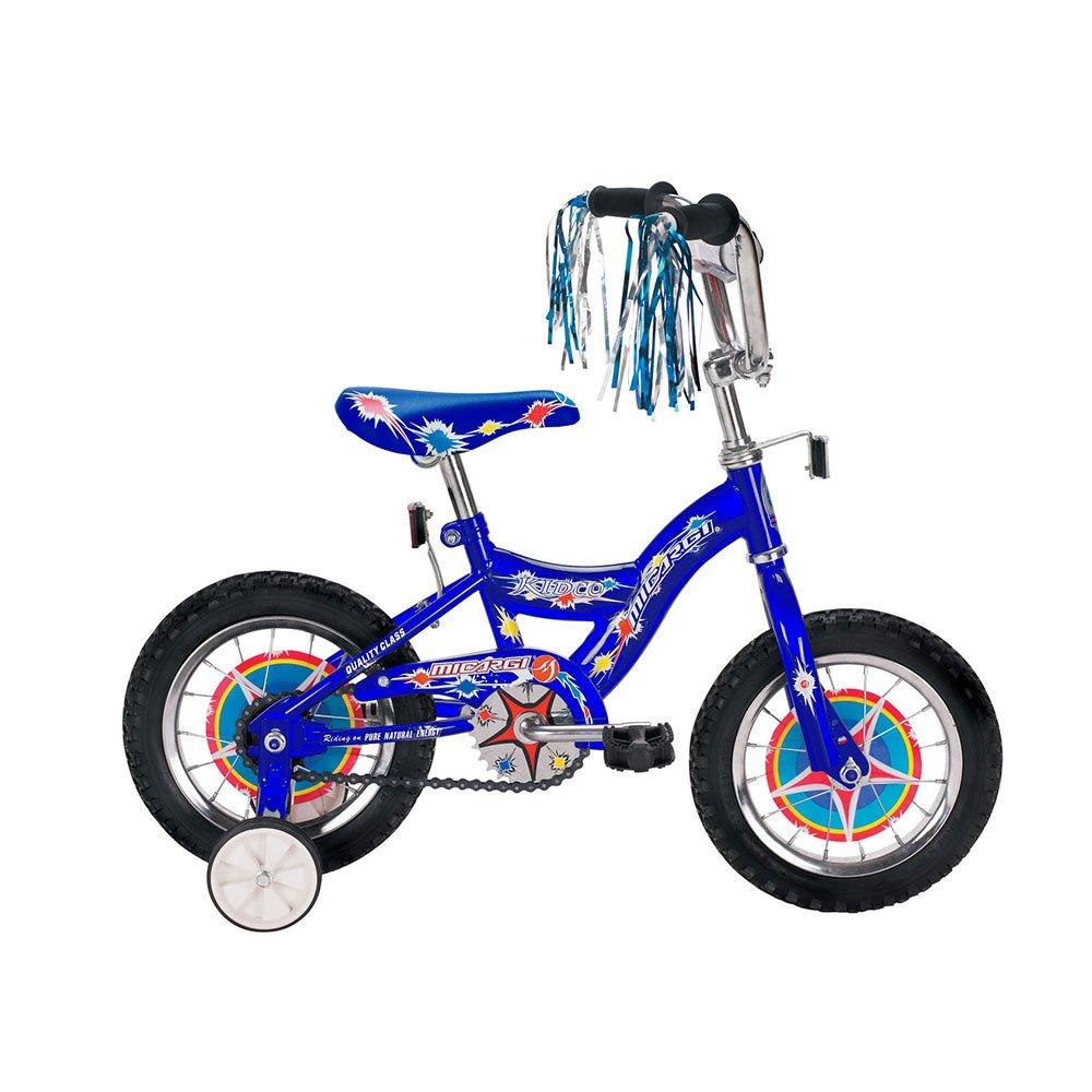 Micargi KIDCO Cruiser Bike, Blue, 12-Inch by Micargi B000WEODRU