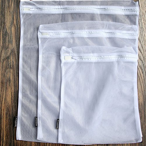Rack and Hook Laundry Washing Bags Travel Sorting Varying Si