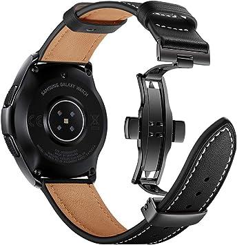 bracelet cuir gear s2