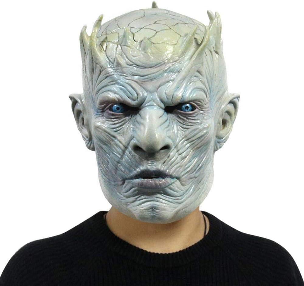 luludsoo Máscara de Halloween, Accesorios de Halloween, Máscara ...