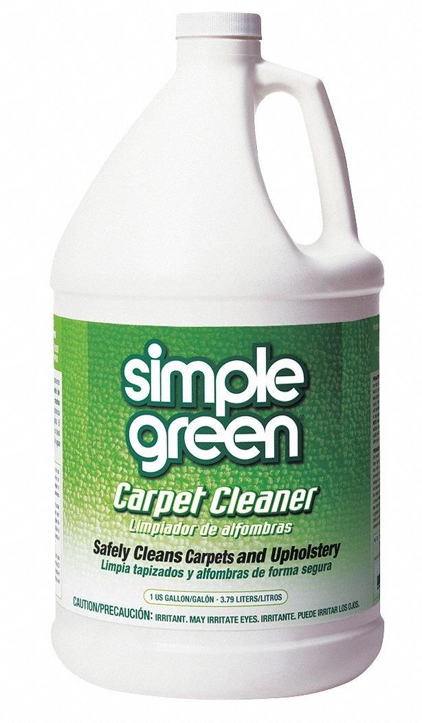 Simple Green 1 gal. Carpet Cleaner, 1 EA 1 gal. 0510000615128-1 Each