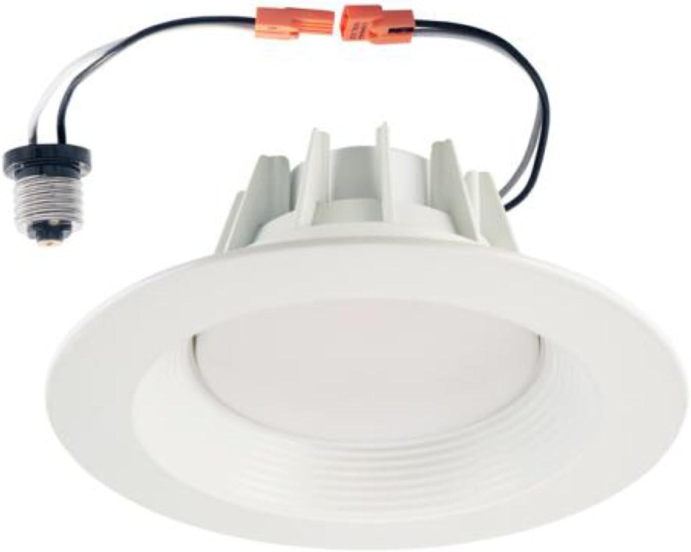Morris 72631 LED Recessed Lighting Retrofit Kit 8 35W 5000K Baffled Bezel Morris Products