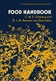 Food Handbook, Catsberg, C. M. E., 9401066841