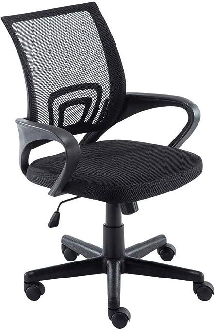 Sedia Ufficio MOD Xenia Poltrona sedie operativa direzionale Girevole Regolabile Stoffa F.T