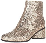 Marc Jacobs Women's Camilla Ankle Boot, Gold, 37 EU/7 M US