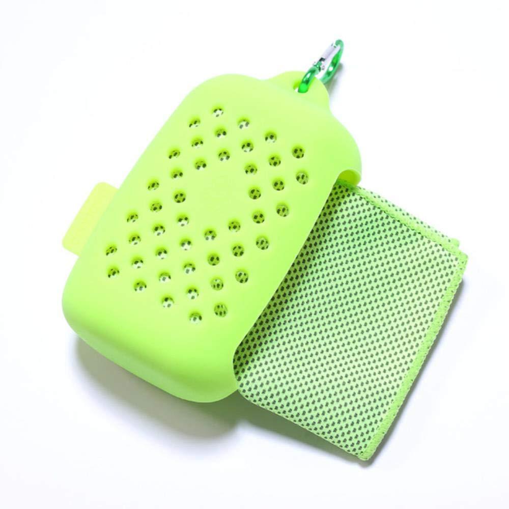 OLKD Sport Towel 30 * 100cm Utilidad Duradera de enfriamiento ...