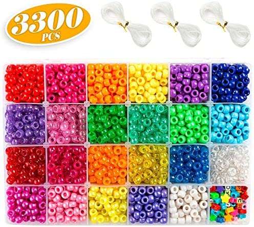 Colors Elastic Bracelet Jewelry INSCRAFT product image