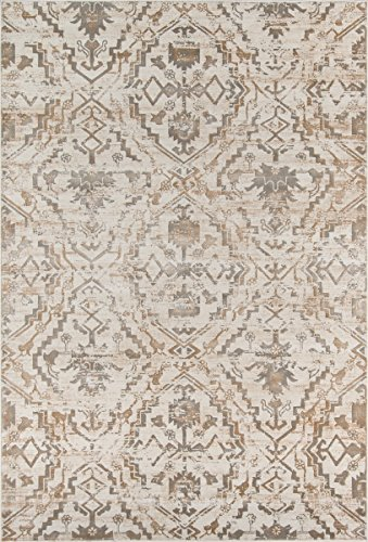 Momeni Rugs JULIEJU-08COP5076 Juliet Collection Transitional Area Rug, 5' x 7'6