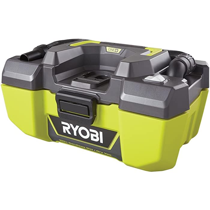 RYOBI 18-Volt ONE+ 3 Gal Project Wet/Dry Vacuum and Blower with Accessory Storage (Tool-Only)