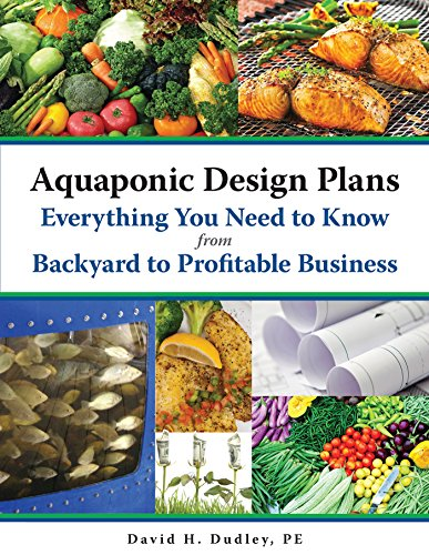 Aquaponic Design Plans, Everything You Need to Know: from Backyard to Profitable Business by [Dudley, David H.]