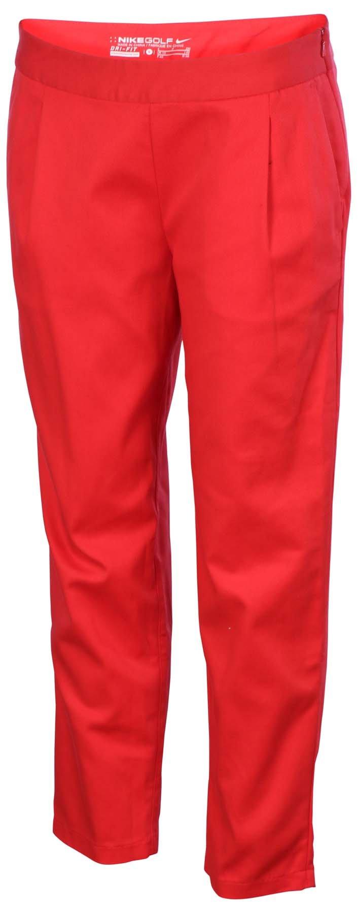 Nike Golf Women's Majors Solid Pants University Red/University Red 12 X 25