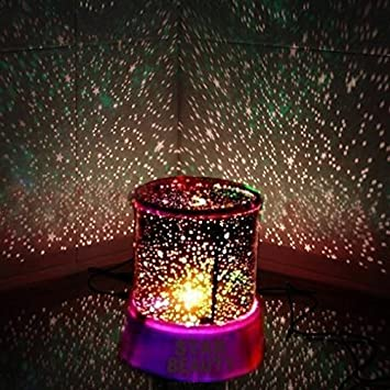 de noche Iluminacion LED Hivel Estrella Luz Proyector m0vnN8w