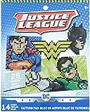 Perler Beads DC Justice League Fuse Bead Pattern