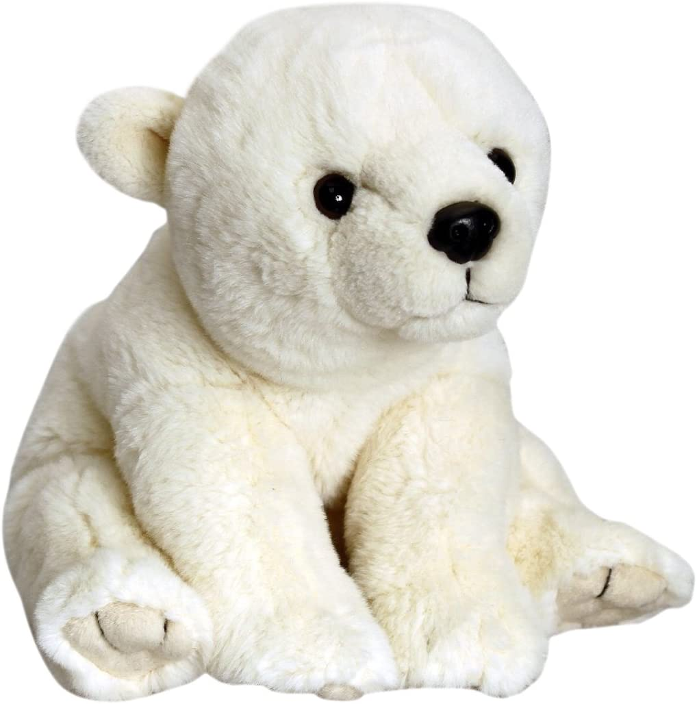 Oso Polar de Peluche 65064 Keel Toys 45x18x15 cm