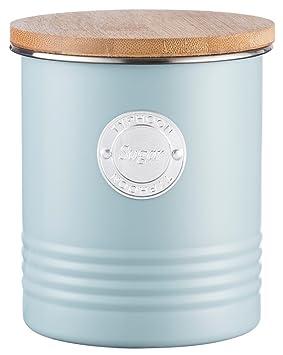 caf/é 12.5/x 12.5/x 15/cm Typhoon Living Mastic Pot /à ustensiles Acier