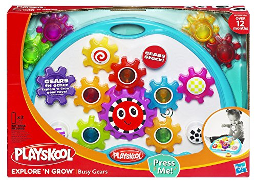 Playskool Explore 'N Grow Busy Gears