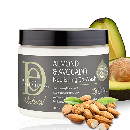 7c99b3ae8 Amazon.com   Design Essentials Natural 2-in-1 Sulfate-Free Nourishing  Co-Wash Crème for Cleansing
