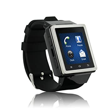 ZGPAX S6 Bluetooth 3 G reloj inteligente teléfono-reloj para iOS Andriod smartphone iPhone Samsung