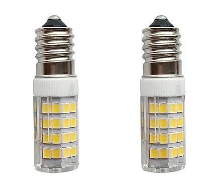 SFTlite [2 unidades] E14 SES Bombilla LED 4W-400lm - Blanco Fresco 6000K