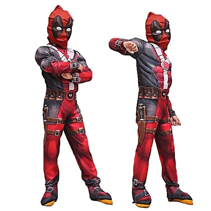 Amazon.com: GradPlaza - Disfraz de superhombre para niños de ...