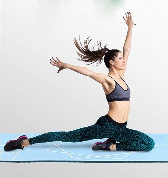 Amazon.com : YXGYJD Yoga Mat Fitness Mat Sports Mat Pilates ...