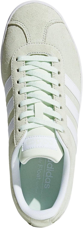 adidas Damen Vl Court 2.0 Fitnessschuhe, Schwarz: