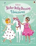 Watt, F: Sticker Dolly Dressing Unicorns