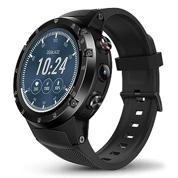 Zeblaze Bluetooth Montre Connectée Smartwatch avec écran OLED de 1,4 pouce, GPS 4G LTE fonctionnant ...