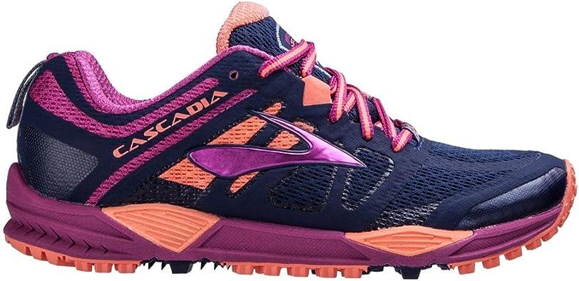 Brooks Cascadia 11, Zapatillas de Running para Mujer: Amazon.es: Zapatos y complementos
