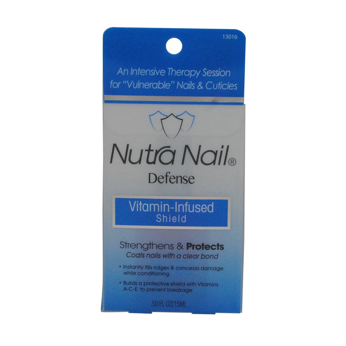 Nutra Nail ''Defense'' Vitamin-Infused Shield (Pack of 1)