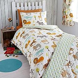 Harwood Textiles My Safari Junior/Toddler Duvet Pillowcase (SAF005)