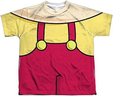 Superman Cartoon TV Series Movie Costume Break Out Big Boys Front Print T-Shirt