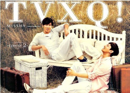 Dong Bang Shin Ki / TVXQ / MISSHA (Misha) / Chang Min (Max / MAX), Yunho (Yunho / U-KNOW) / MISSHA Limited Official Photo Book Episode 2 (Photos: PHOTO BOOK) / made in South Korea (japan import)