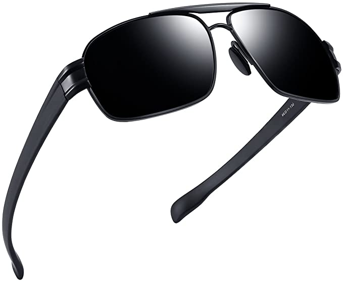 a8453d7a299 Image Unavailable. Image not available for. Colour  Joopin-Polarized  Sunglasses Men ...