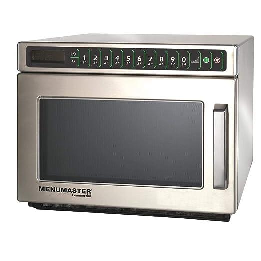 Microondas compacto Menumaster uso intensivo DEC18E2: Amazon ...
