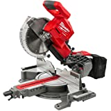 "2734-20 M18 Fuel, 10"", Dual Bevel, Sliding, Compound Miter Saw"