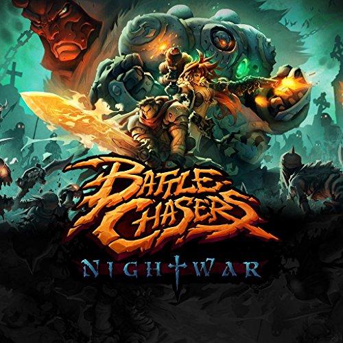 Battle Chasers Nightwar   Ps4  Digital Code