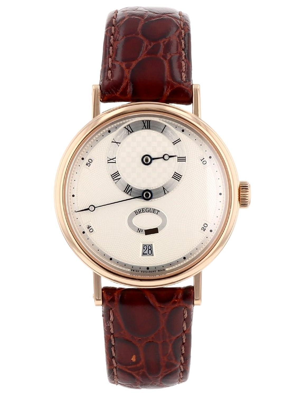 [ブレゲ] BREGUET 腕時計 5187BR/15/986 クラシック レギュレーター シルバー文字盤 自動巻き【中古品】 [並行輸入品] B079WT81BJ