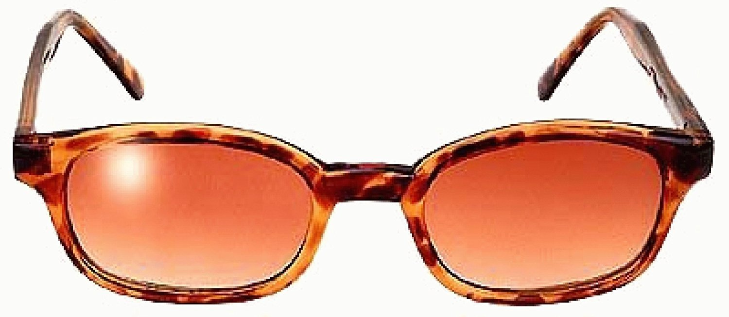 54a40a83742c5 Amazon.com  Original KD Amber Fade Lenses Tortoise Frame  Automotive