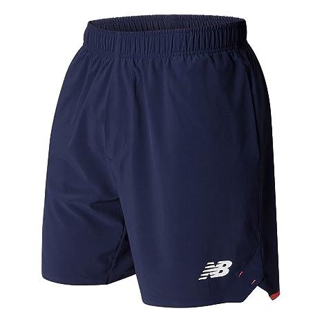 52ea5d324be New Balance England Cricket 7inch Training Shorts: Amazon.co.uk ...